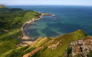 Какой остров России самый крупный в Тихом океане