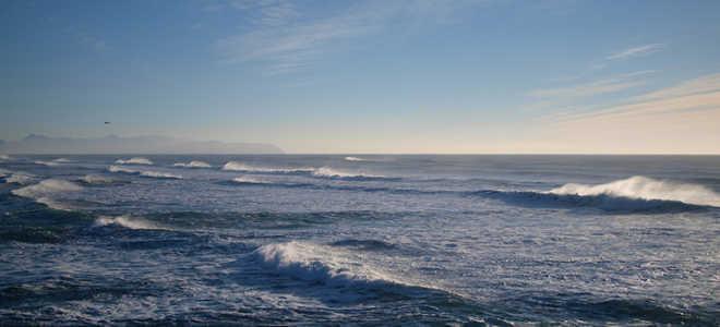 Сходства и отличия Тихого и Индийского океанов