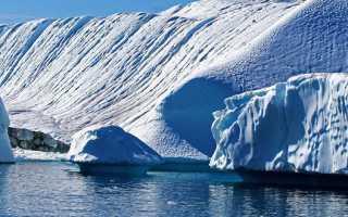 Климатические особенности и условия Северного Ледовитого океана