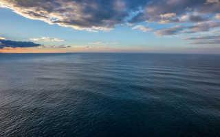 Самые захватывающие факты про Тихий океан