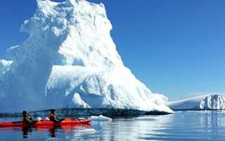 Использование ресурсов Северного Ледовитого океана