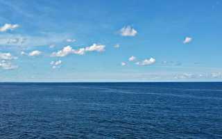 В чем разница между океанами и морями