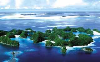 Топ-10 самых крупных островов Тихого океана