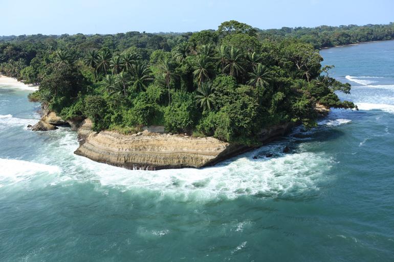 Остров Гвинея