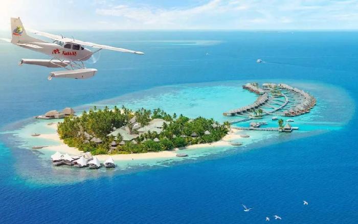 Прекрасные острова