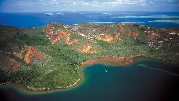 Острова Меланезии