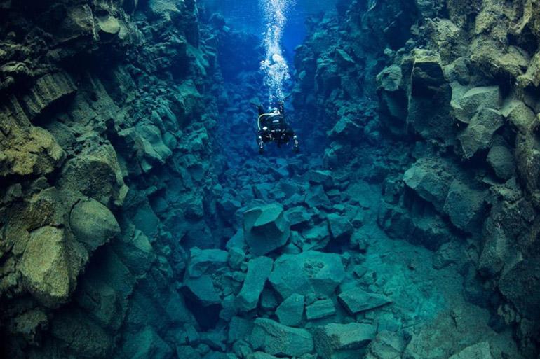 Подводные каньоны