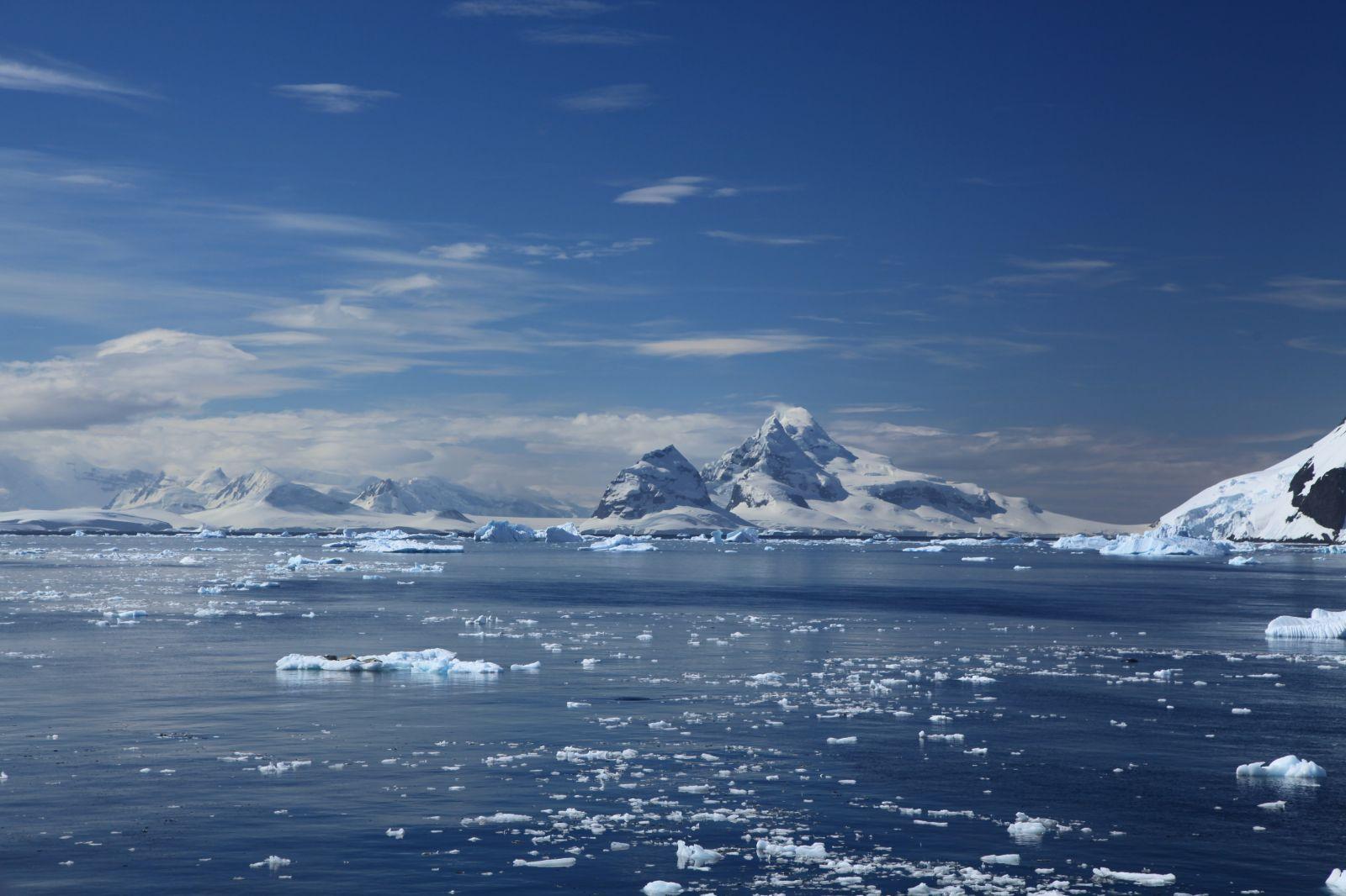 Побережье Антарктики
