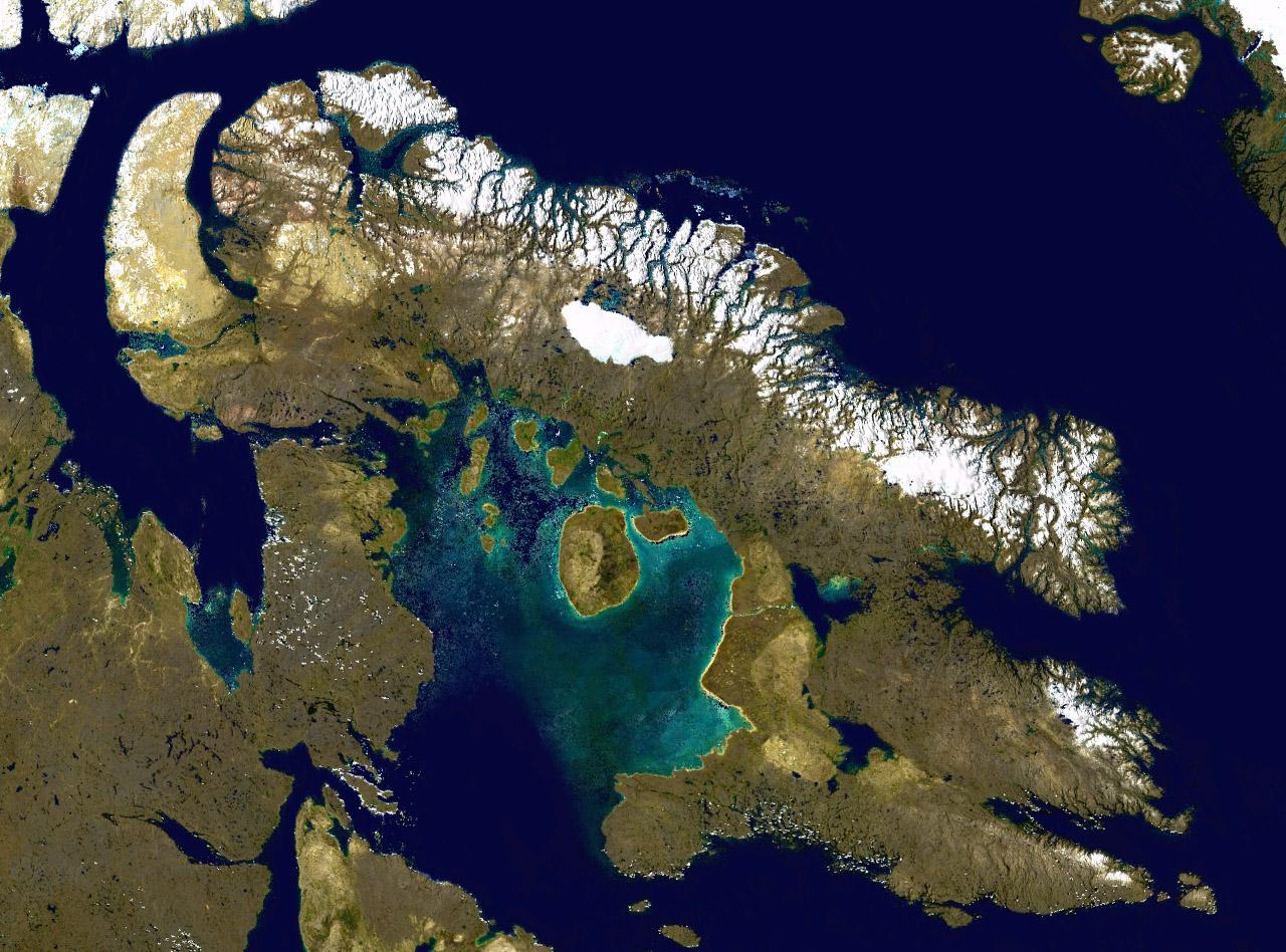 Канадский архипелаг