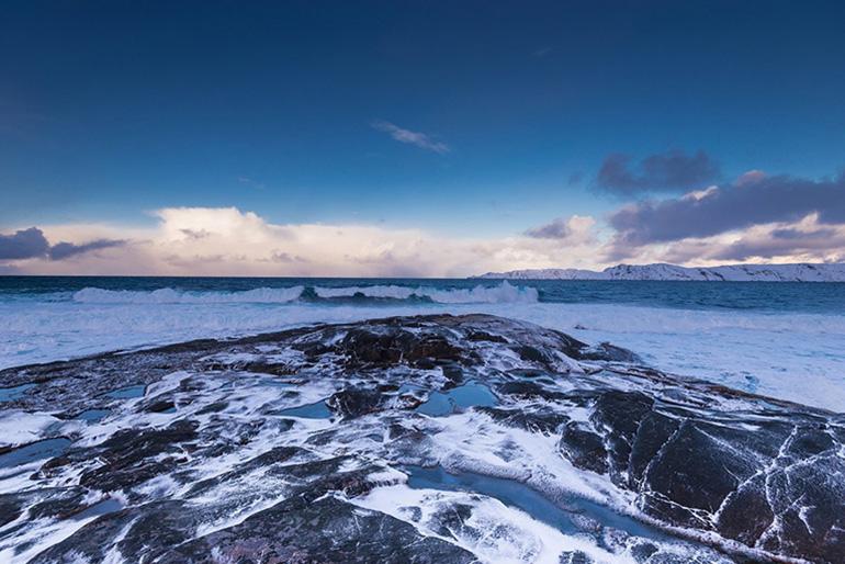 Информация о Северном Ледовитом океане