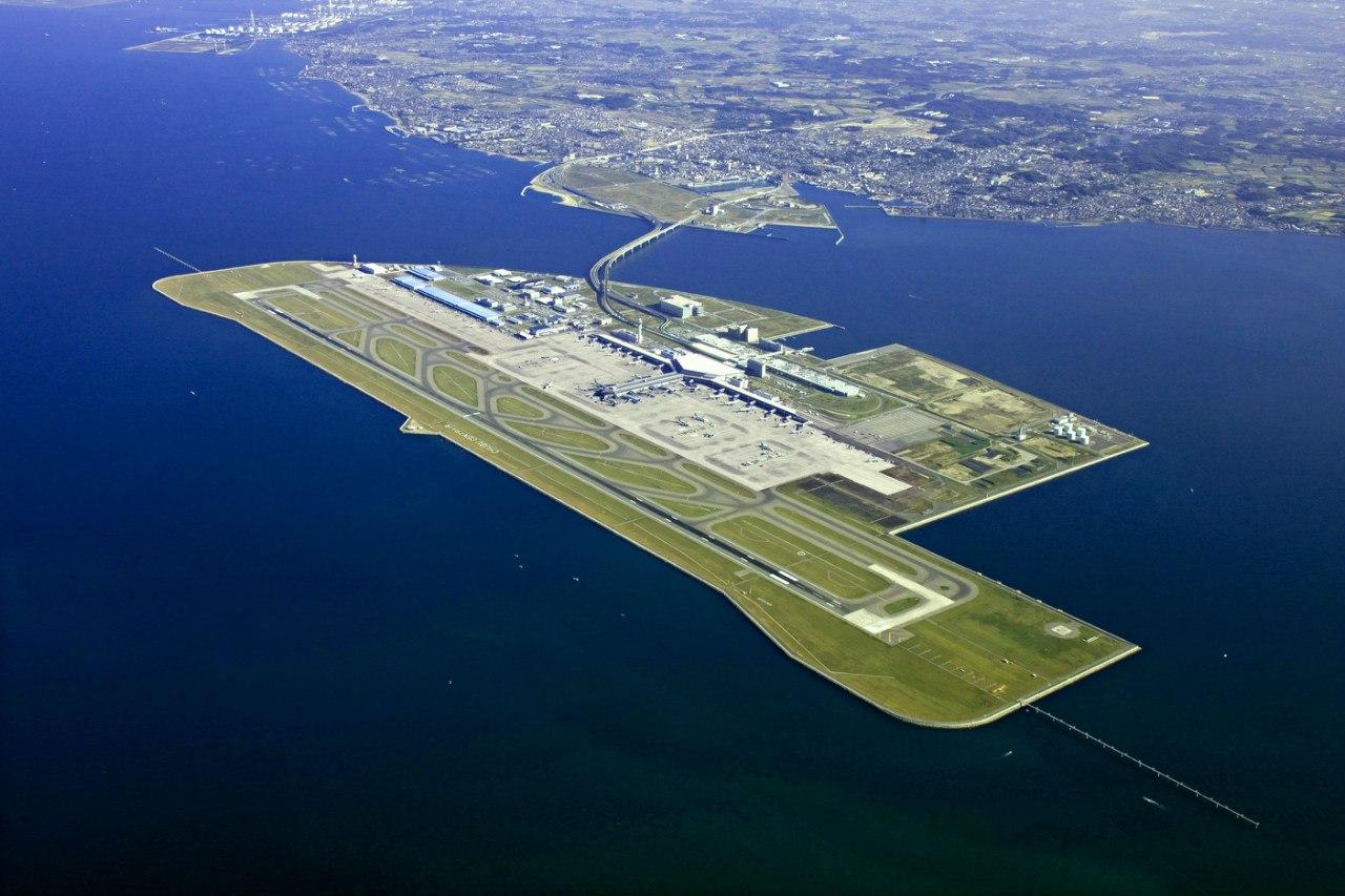 Международный аэропорт на острове