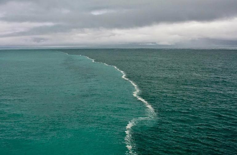 Тихий и Индийский океан