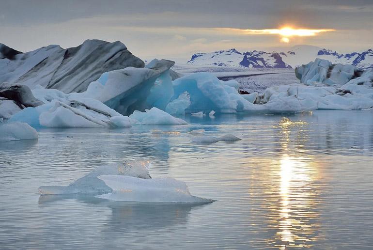Виды льда