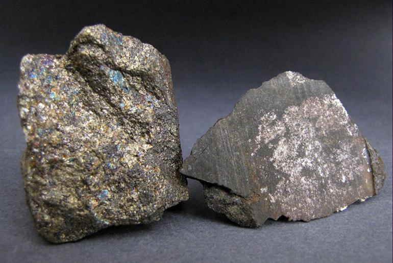 Вулканогенные ископаемые