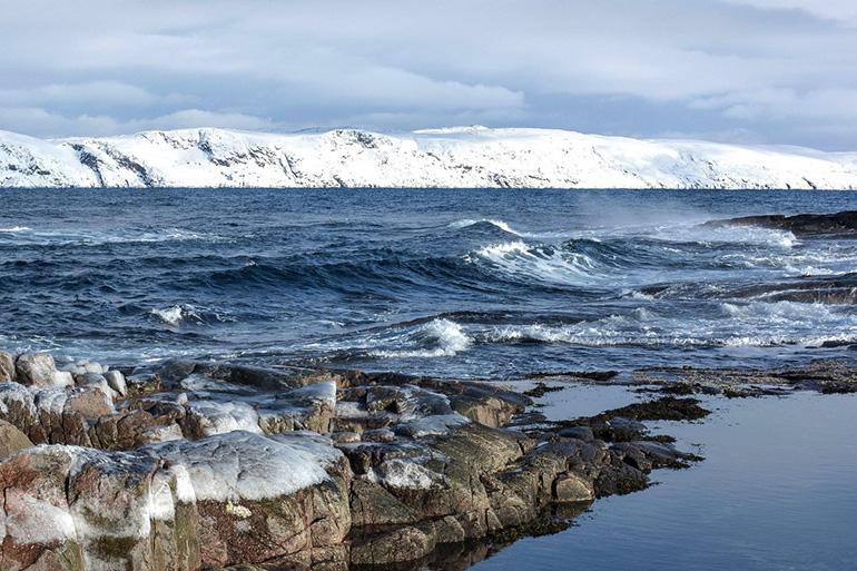 Северный-Ледовитый океан